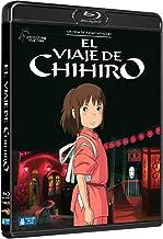 El viaje de Chihiro (BD) [Blu-ray]