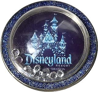 land 60th Diamond Anniversary Half Globe with Diamond Snow Trading Pin