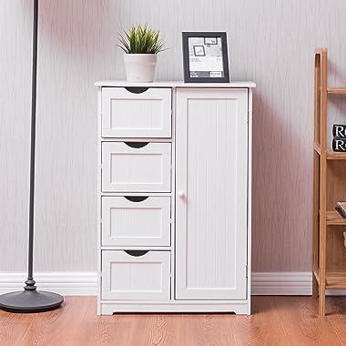 Shilpi Handmade Wooden Modern Style Look Living Room Cabinet, Side Board