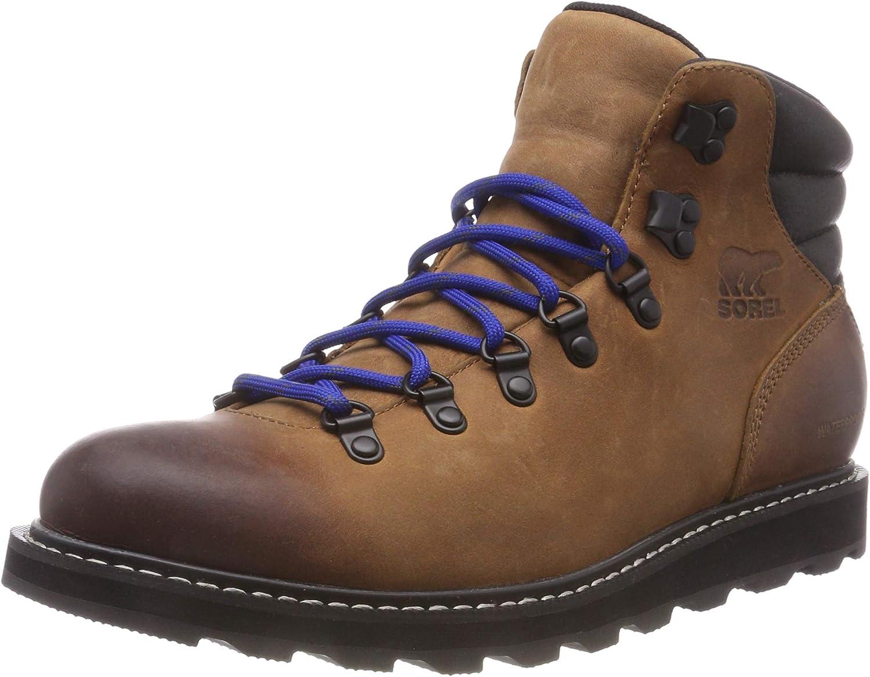 Sorel Mens Madson Hiker Leather Walking sale Hiking Ankle online shopping Waterproof