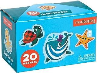 Mudpuppy Under The Sea Magnets (Box of 20)