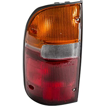 TYC 11-3070-00-1 Toyota Tacoma Left Replacement Tail Lamp