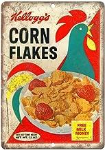 Ohuu Kellogg's Corn Flakes Cereal Box Art 12