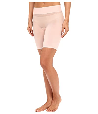 Wolford Sheer Touch Control Shorts (Rosepowder) Women