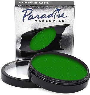 Best Mehron Makeup Paradise Makeup AQ Face & Body Paint (1.4 oz) (Amazon Green) Review