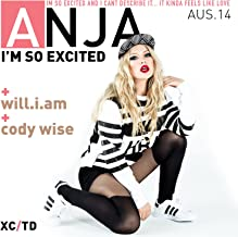 anja nissen i'm so excited