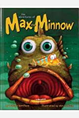 Max the Minnow Picture Book (Wiggle Eyes) Hardcover
