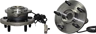 Detroit Axle 513234 Wheel Hub Bearing Assembly for Front Driver and Passenger Side 2-PC Set