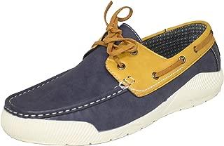 Faranzi Mens F41230 Boat Shoes