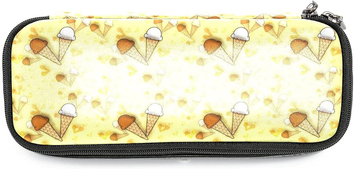 Pen Pencil Case Stationery Pouch Bag Crea Bags Ice Year-end annual account Cosmetic Max 81% OFF