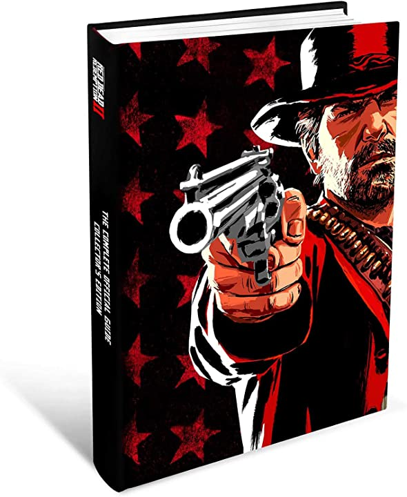 The complete official guide collector`s edition red dead redemption 2 - copertina rigida 978-1911015543