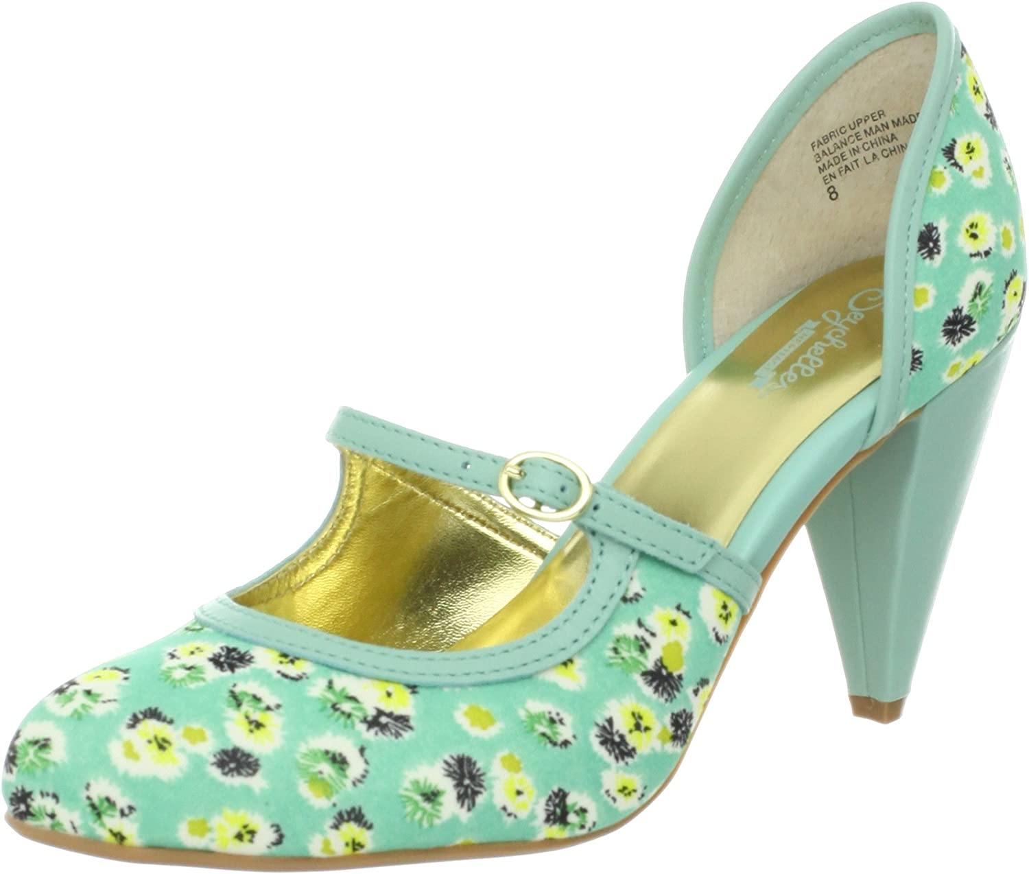 67% OFF of fixed price Seattle Mall Seychelles Women's Cheeky Pump Jane Mary