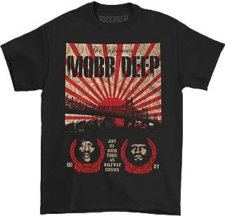 Mobb Deep Men's Sunbridge T-Shirt Black