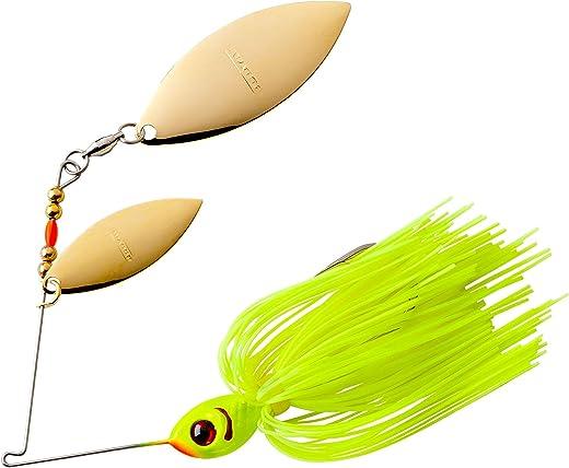 Booyah Blade Spinner-Bait Bass Fishing Lure