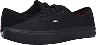 [VANS(バンズ)] メンズスニーカー?靴 Authentic Pro Black/Black 9.5 (27.5cm) D - Medium [並行輸入品]