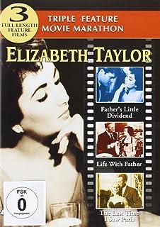 Elizabeth Taylor: Triple Feature