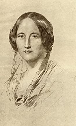 Elizabeth Cleghorn Gaskell, 1810-1865. English Novelist. From The Book The Masterpiece Library Of Short Stories, English, Volume 7 Poster Print (22 x 38)
