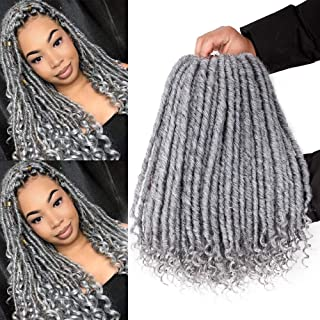 Amazon Com Grey Hair Extensions