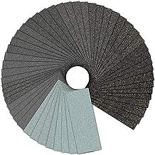 Vegena Professionele schuurpapierset [52 stuks], 120-3000 korrel nat en droog schuurpapier assortiment voor houten meubels...