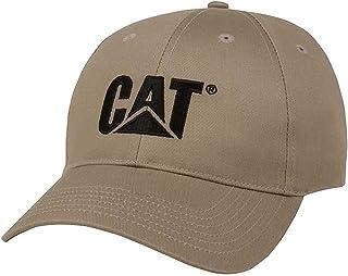 Cat Structured Khaki Hat