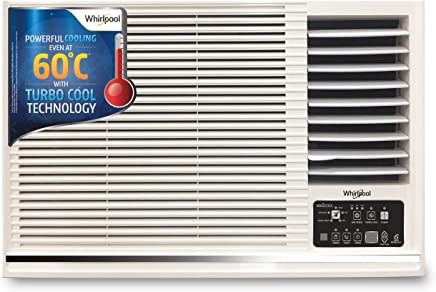Whirlpool 1.5 Ton 5 Star Window AC (Copper, WAC 1.5T Magicool 5S COPR, White)