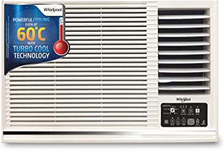 Whirlpool 1.5 Ton 3 Star Window AC (Copper, WAC 1.5T Magicool 3S COPR, White)