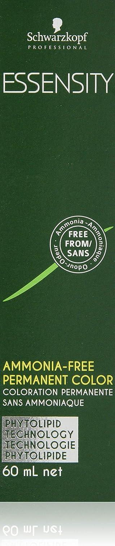 Schwarzkopf Essensity Permanente Coloration, 6-55 1 Unidad 60 ml