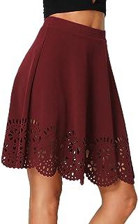 7ab6716e4 Amazon.com: SheIn - Skirts / Clothing: Clothing, Shoes & Jewelry