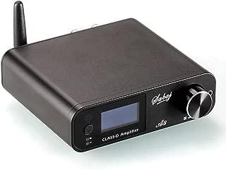 SABAJ A3 Digital Audio Power Amplifier 80Wx2 Bluetooth 4.2 USB/DSP/Optical Input 192 kHz