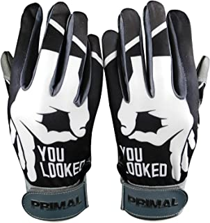 C1COOP You Looked Baseball Batting Gloves