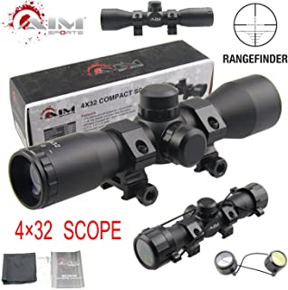 Best aim 4x32 tactical scope Reviews