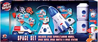Astro Venture Space Set, 4-in-1 (Capsule, Space Rover, Shuttle, Space Station)