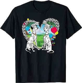101 Dalmatians Pongo and Perdita T-Shirt