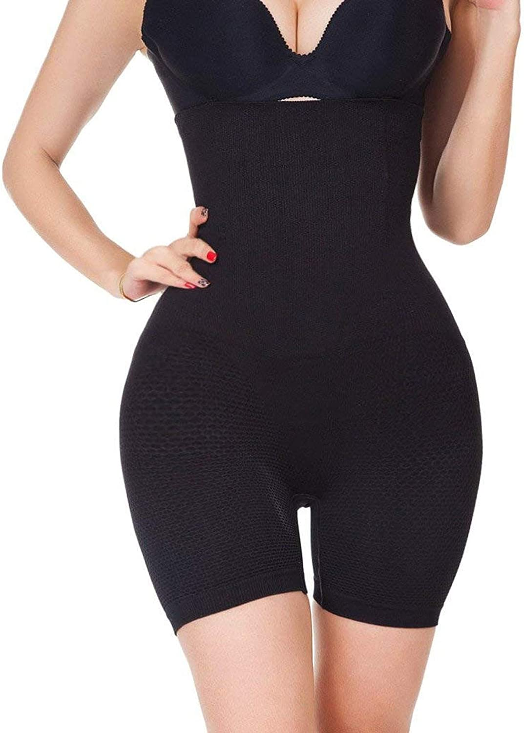 Rather be Sexy Butt Lifter Women Slimming Shapewear High Waist Shaper Boyshort Tight Power Short