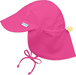 I Play 737101-209-52 Solid Flap Sun Protection Hat - Hot Pink 6 ea4091166c31