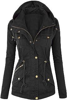 Hashoob Laides Parka Coat Womens Jacket