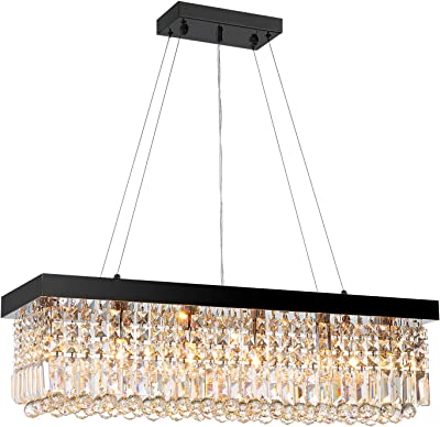 Lights & Lighting Objective Luxury Fashion Creative Crystal Ceiling Light Rectangular Simple Led Lamps For Bar Home Lighting Corridor Modern