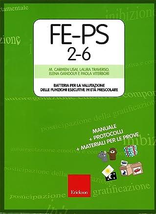 FE-PS 2-6. Batteria per la valutazione delle funzioni esecutive in età prescolare. Con Giocattolo morbido. Con Poster