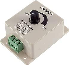 Dimmer regulador de Intensidad Tira led 12v 24V 8A Controlador Switch PWM 4113