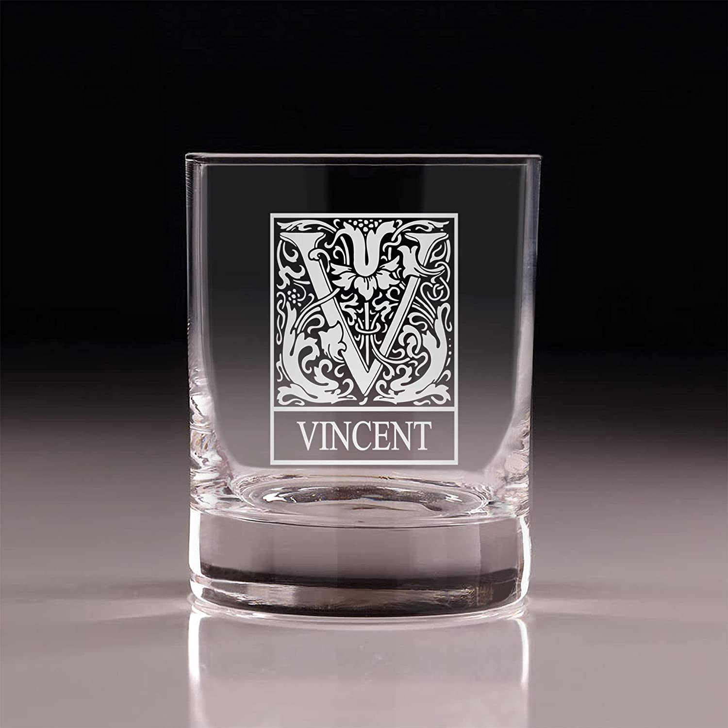 Vincent Ranking TOP19 Personalized Long Beach Mall Initial Double Old - Set Tumbler Fashioned