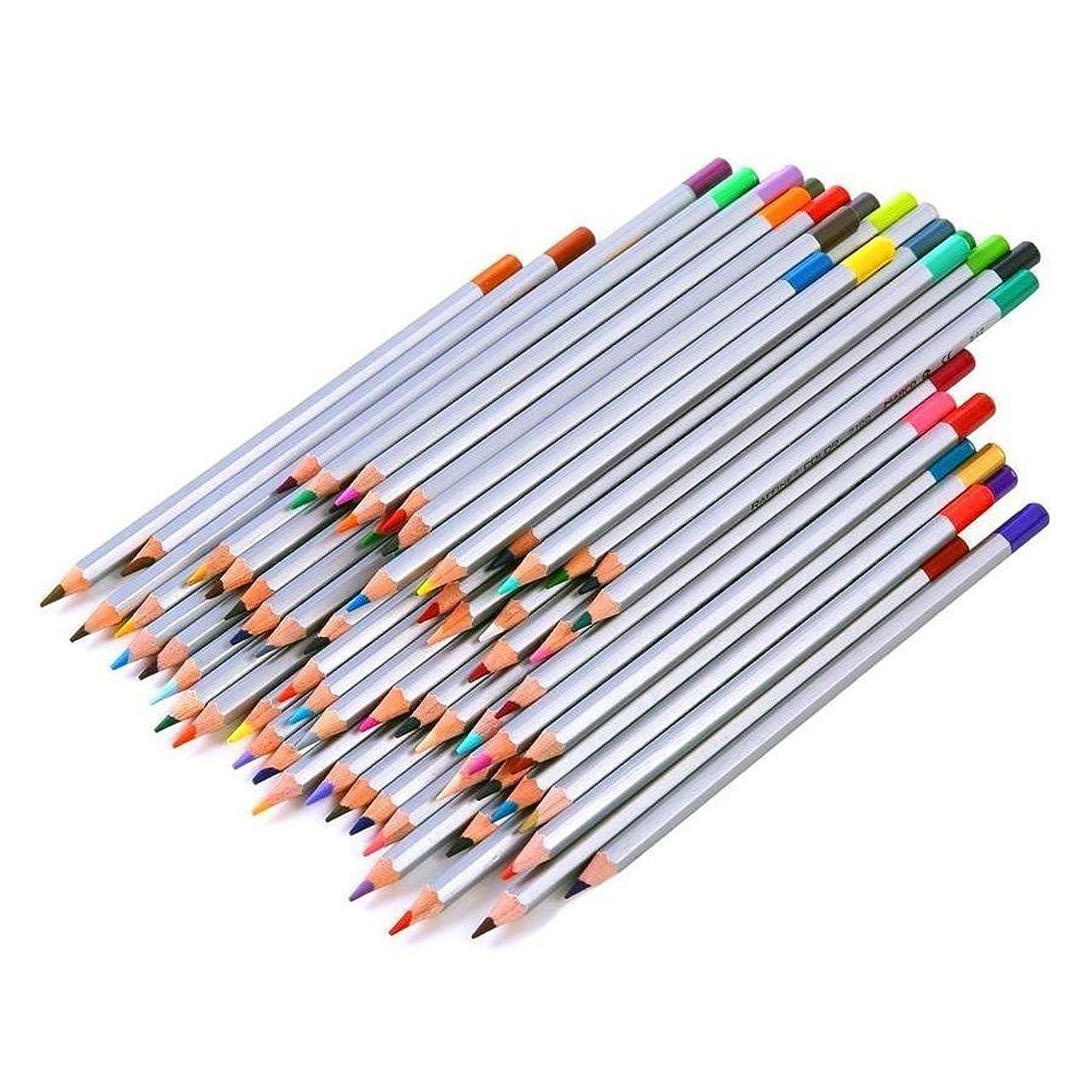 Bokit Art Colored Pencils/ Drawing Pencils for Artist Sketch / Secret Garden Coloring Book (72 Colors)
