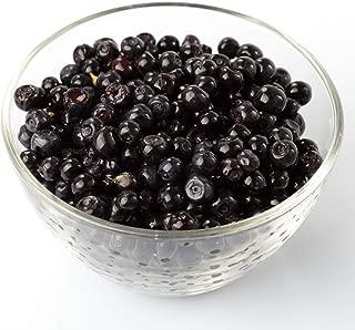 Fresh Frozen Wild Organic Blueberries 4.5 lbs