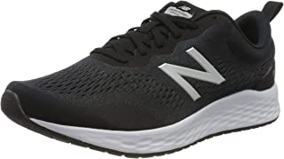 New Balance Arishi v3 Men's Running Shoes, Black with Orca & Silver Metallic
