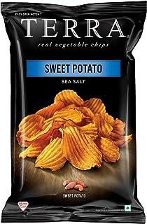 Hain Celestial Terra Sweet Potato, Sea Salt, 120 gm (Pack of 1)