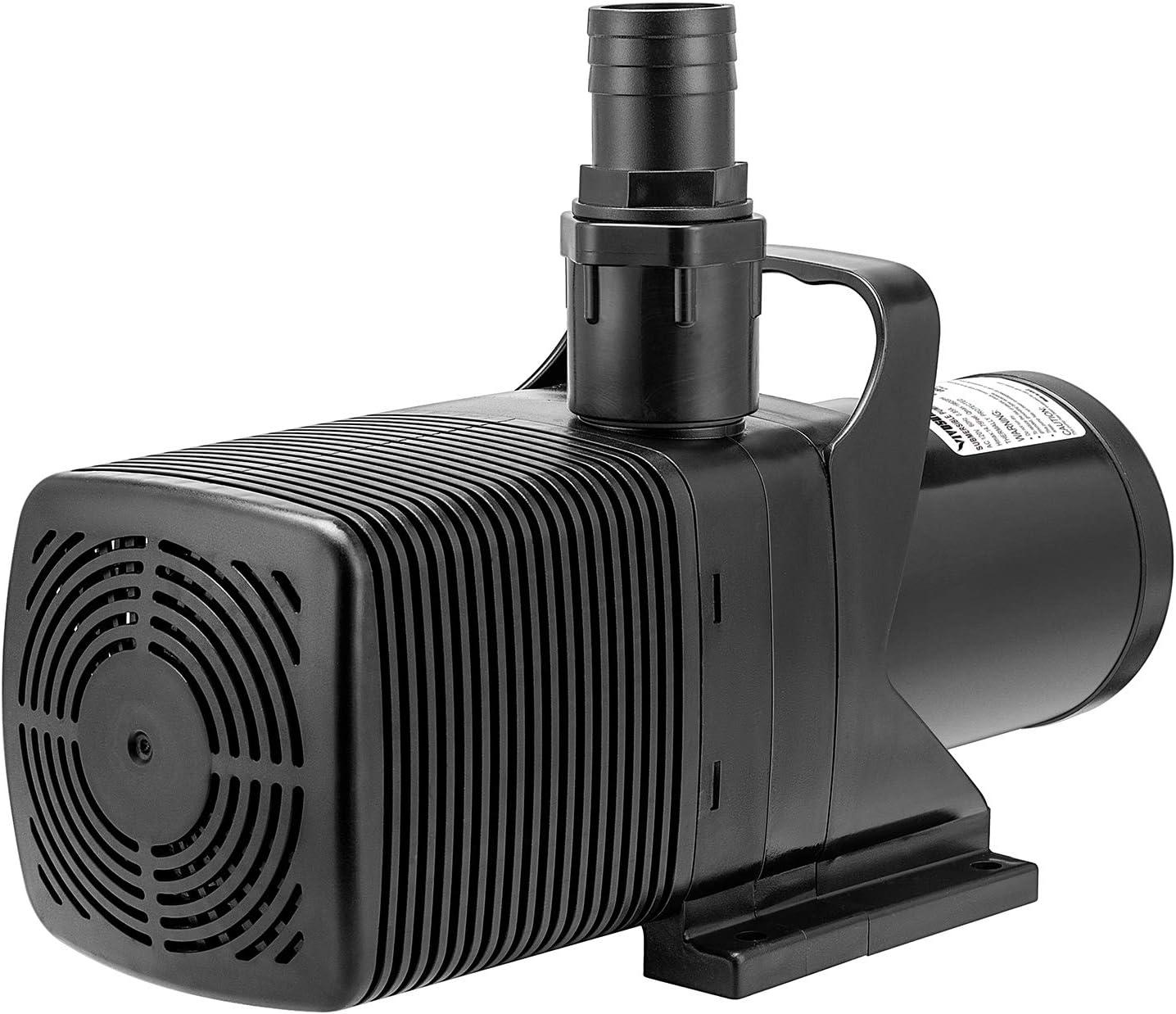 VIVOSUN 1982 Low Award-winning store price GPH Submersible Water Pump110W Ultra Quiet wit Pump
