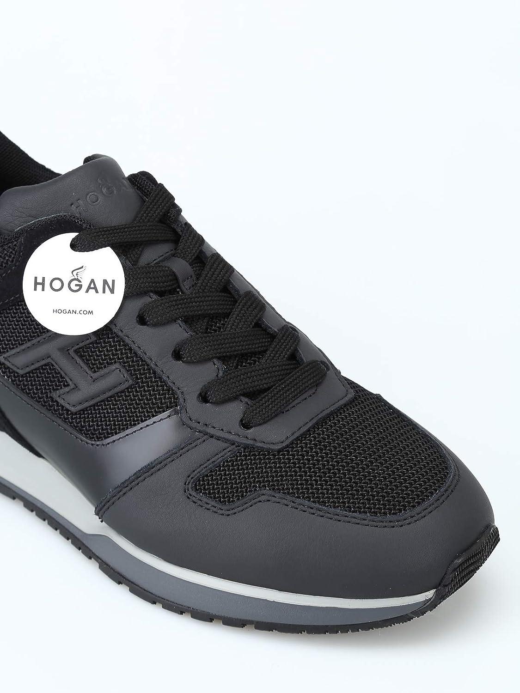 Amazon.com   Hogan Black H 3D H321 Sneakers   Shoes