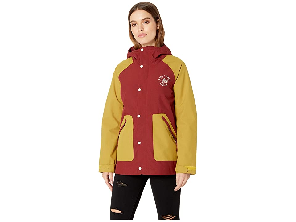 Burton Eastfall Jacket (Sparrow/Evilo) Women