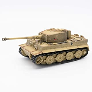 WWII German Tiger I sPzAbt 505 May 1944 w/Zimmerit Limited Edition 1/72 Finished Model Tank