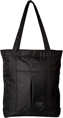 North/South Zip Crate Tote