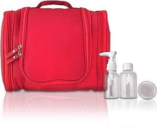 Sunnyday Mode Femmes Portable Multifonction /Étanche Voyage Zipper Cosm/étique Sac Maquillage Maquillage Wash Pouch Trousse De Toilette